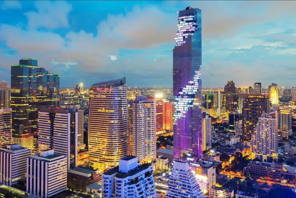 J'ai testé la plus haute tour de Bangkok : le MahaNakhon