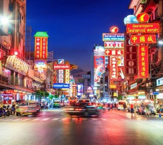 Samphanthawong – Bangkok Chinatown