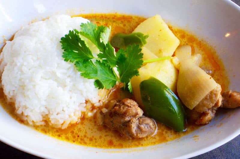 Curry massaman - Les meilleurs plats thaïlandais en 2021 - Que faire en thailande