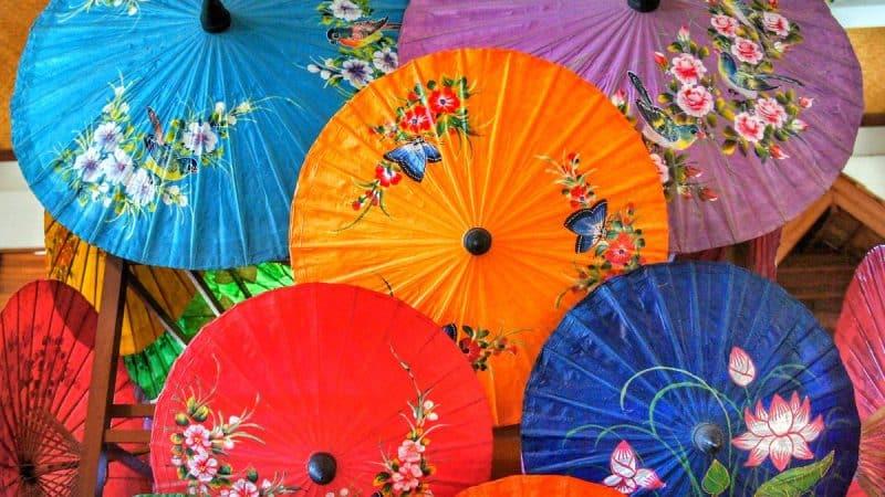Bo Sang Umbrella Village