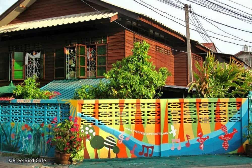 Free Bird Cafe Chiang Mai