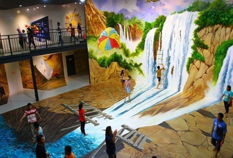 Musée Phuket 3D