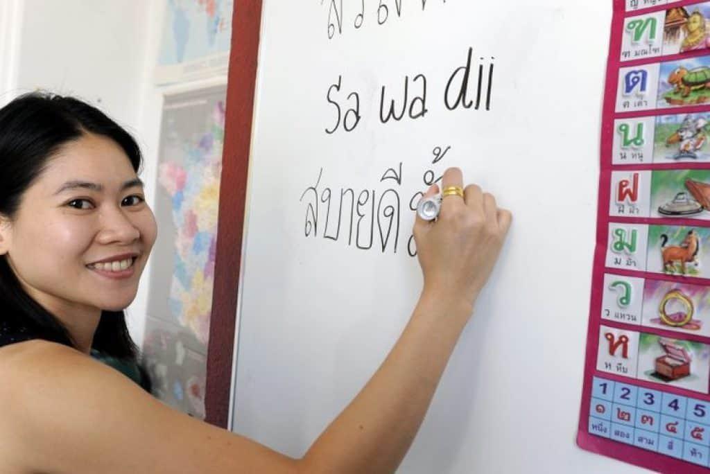 5 raisons d'apprendre à PARLER thaï