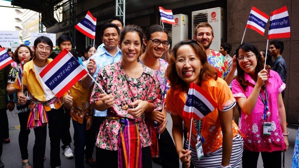 Arrêter de te sentir paranoïaque - que faire en thailande
