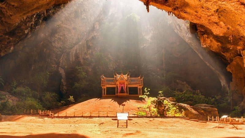 Grotte de Phraya Nakhon