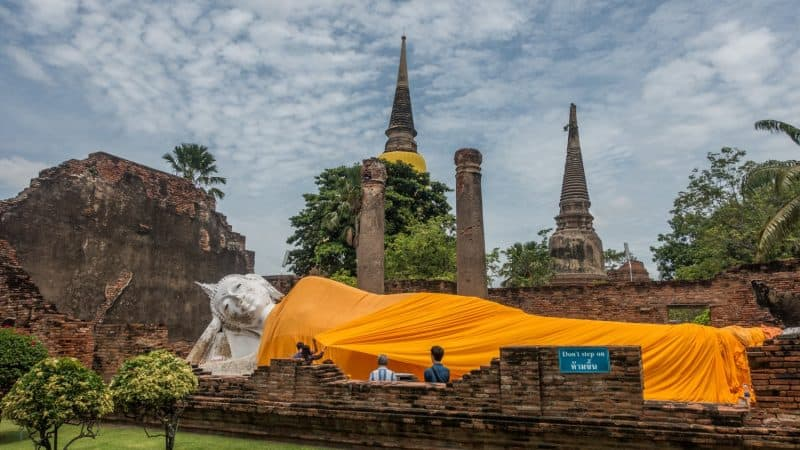 Wat Yai Chai Mongkhon