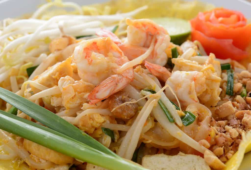 Pad Thai - Les meilleurs plats thaïlandais en 2021