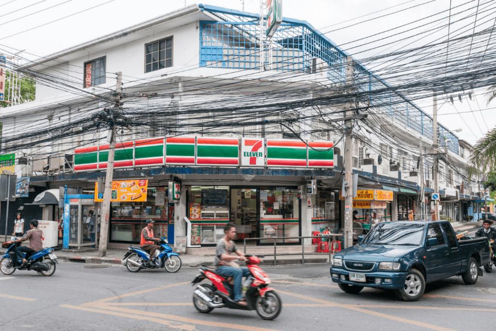 7-Eleven en Thaïlande – 10 produits indispensables à tester en 2021