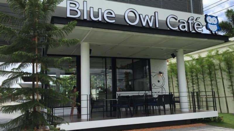 Blue Owl Café