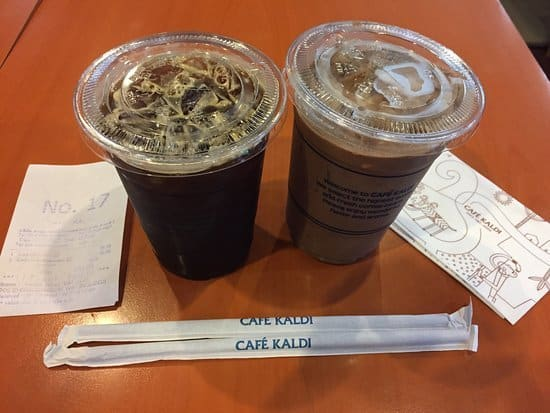 Cafe Kaldi Esplanade Ratchadapisek