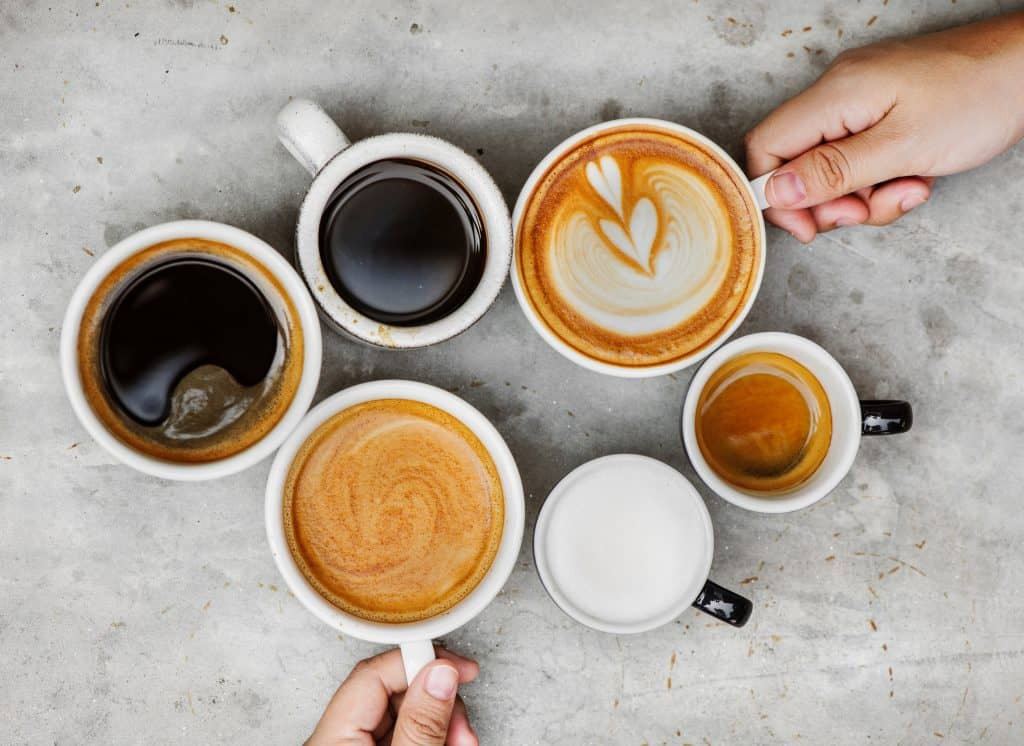 Combien coûte le café en Thaïlande en 2021 ?
