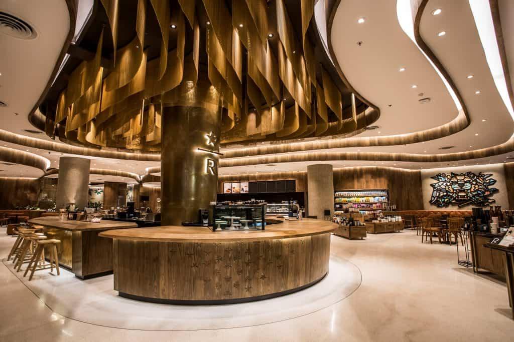 Starbucks central world bangkok - que faire en thailande