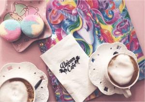 Unicorn Cafe Bangkok Menu - cafe bangkok - que faire en thailande