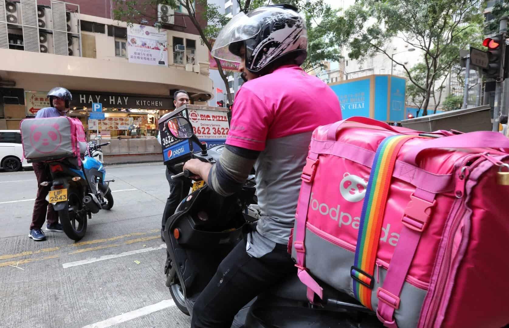 3 applications pour se faire livrer des repas à Bangkok en 2021