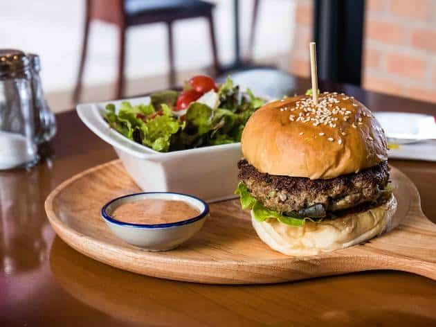 Arno's restaurant français bangkok - que faire en thailande