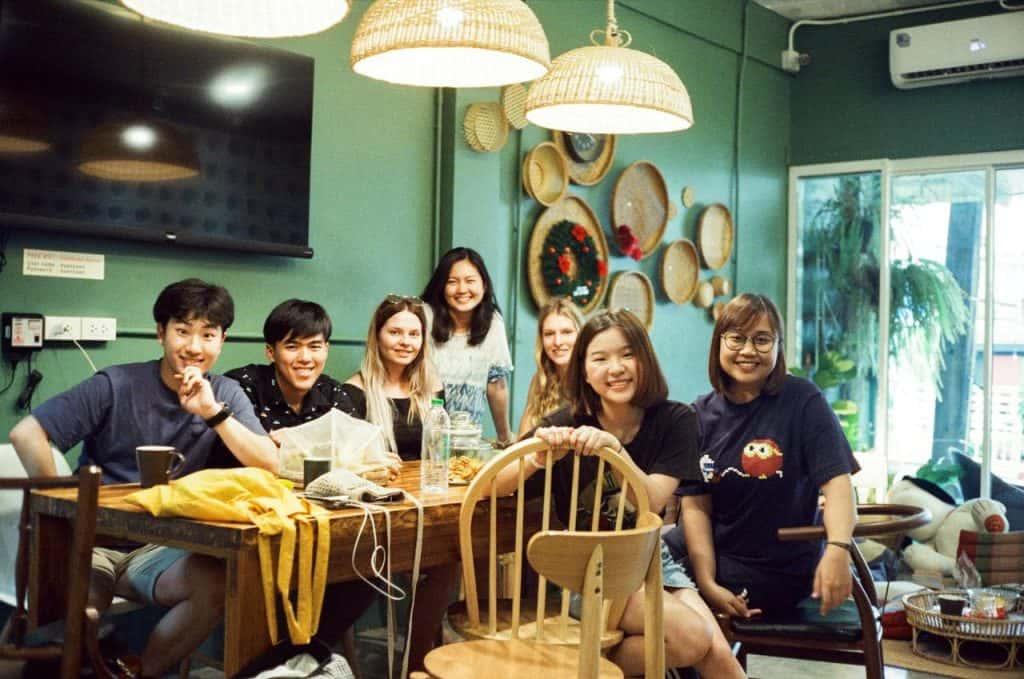 Baan Baan hostel - Meilleures auberges de jeunesse à Phuket