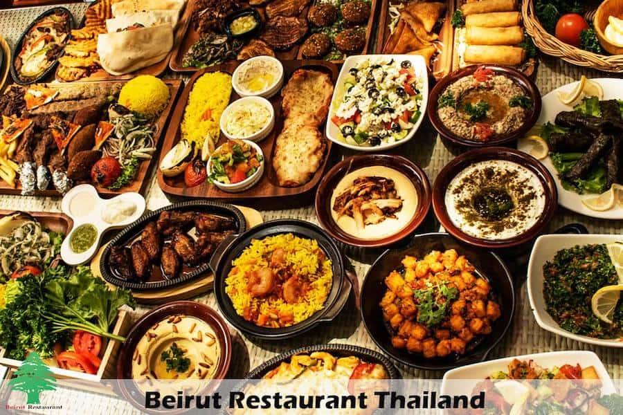 Beirut Thailand - application livraison repas pour Bangkok - application pour la thailande - que faire en thailande