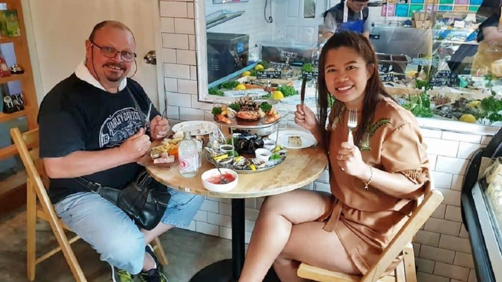 EL MERCADO repas restaurant bangkok - meilleurs restaurants français a bangkok - que faire en thailande
