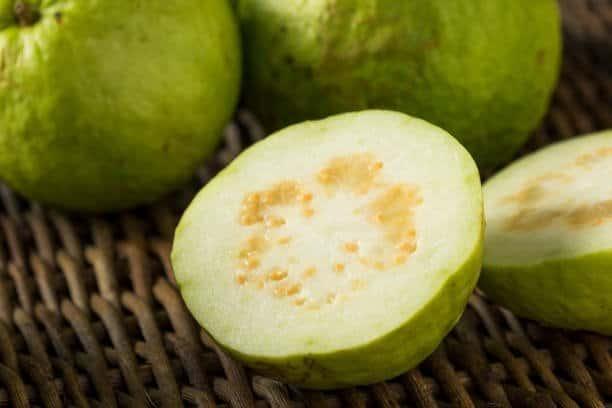 Goyave - 12 fruits à essayer en Thaïlande