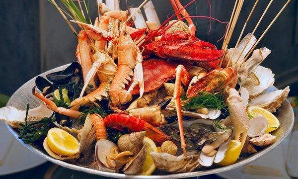 Le Cabanon plat restaurant français bangkok - que faire en thailande