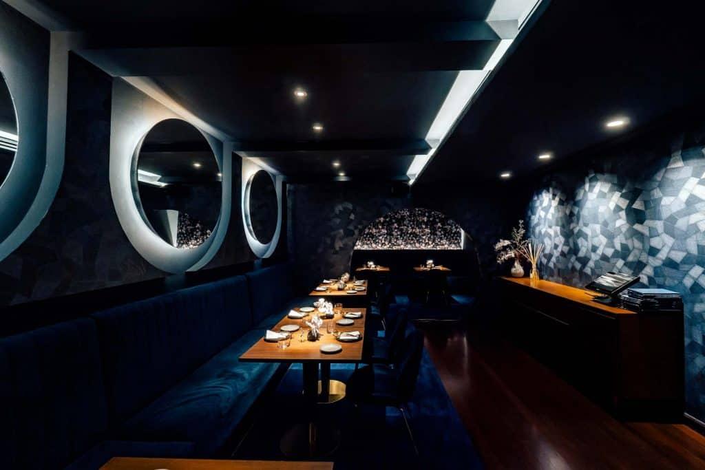 Mia Bangkok intérieur - meilleurs restaurants français de bangkok - que faire en thailande