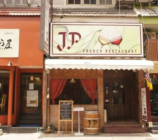 JP french restaurant