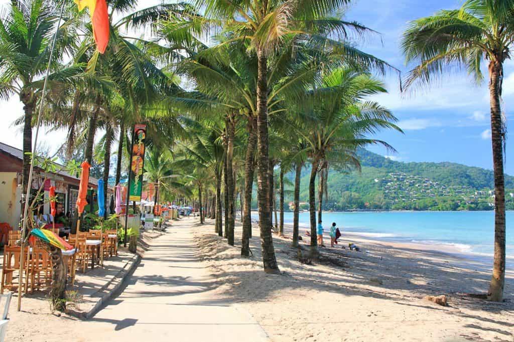Kamala Beach - Quel est le MEILLEUR QUARTIER de Phuket en 2021