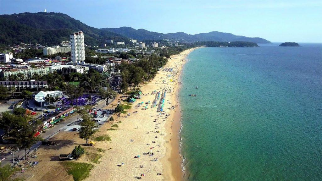 Karon Beach - Quel est le MEILLEUR QUARTIER de Phuket en 2021