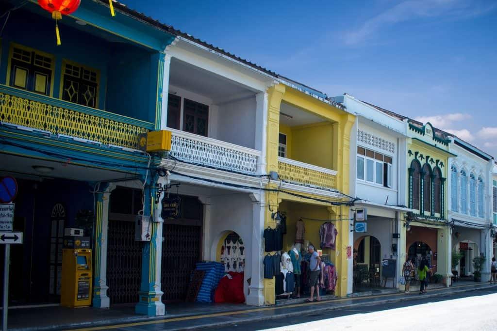 Phuket Town - Quel est le MEILLEUR QUARTIER de Phuket en 2021