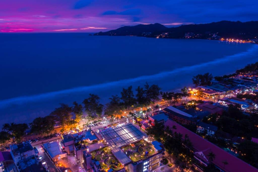 Quel est le MEILLEUR QUARTIER de Phuket en 2021 ?