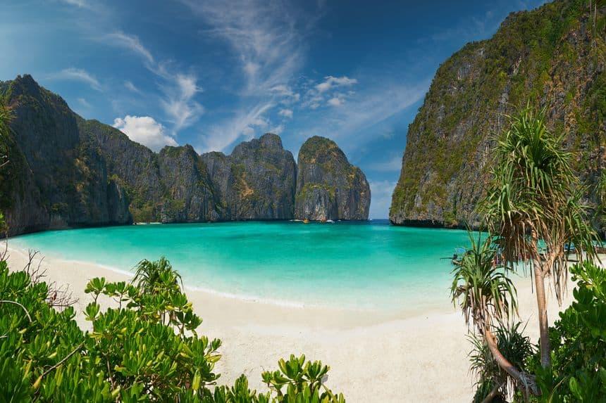 Thaïlande le nouveau paradis interdit - koh phi phi