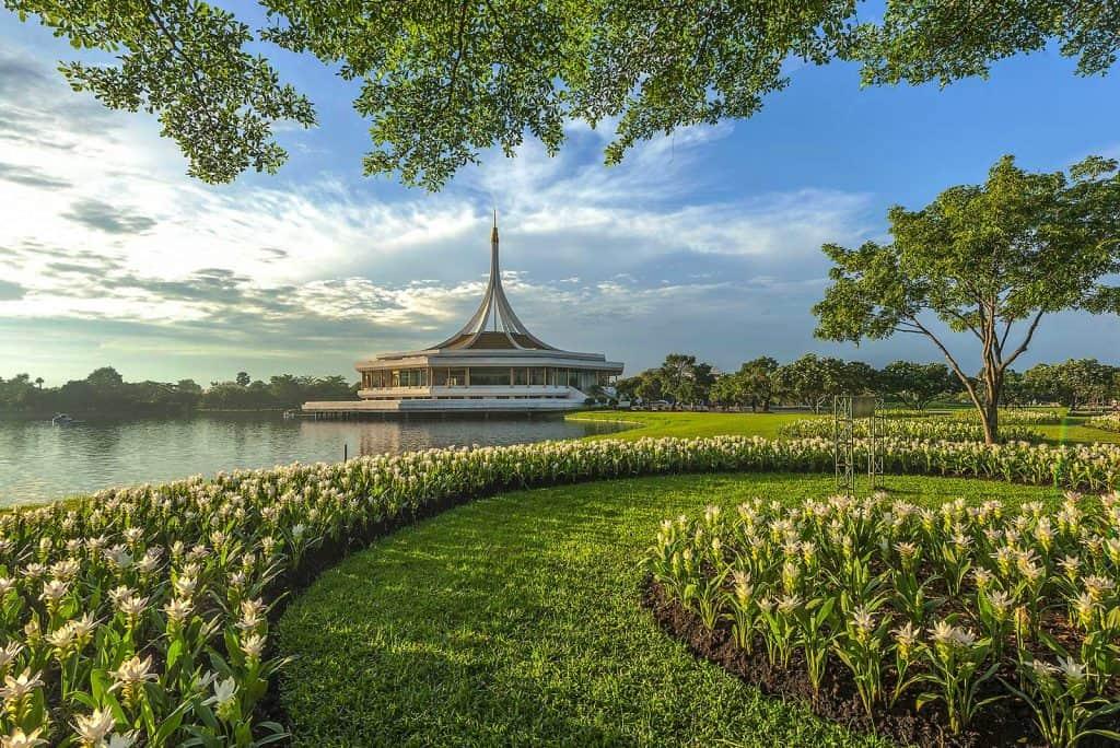 Les 10 plus grands parcs publics de Bangkok