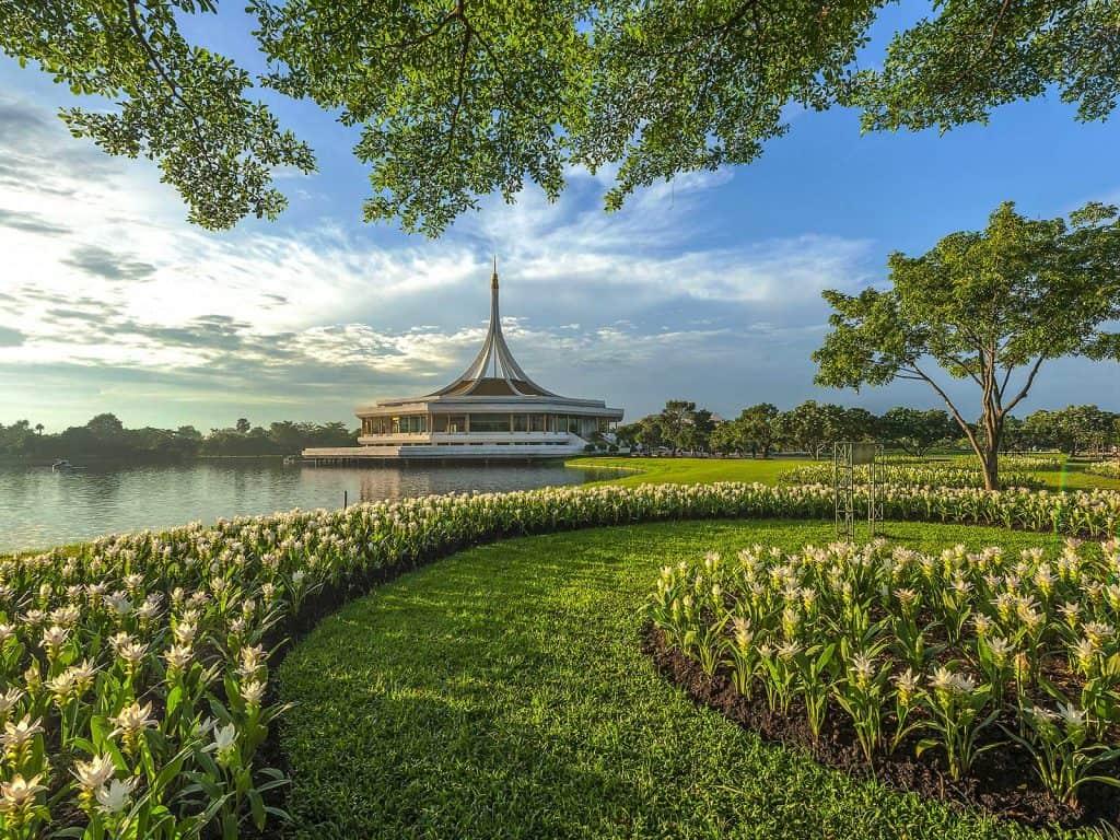 King Rama IX Park - Les 10 plus grands parcs publics de Bangkok
