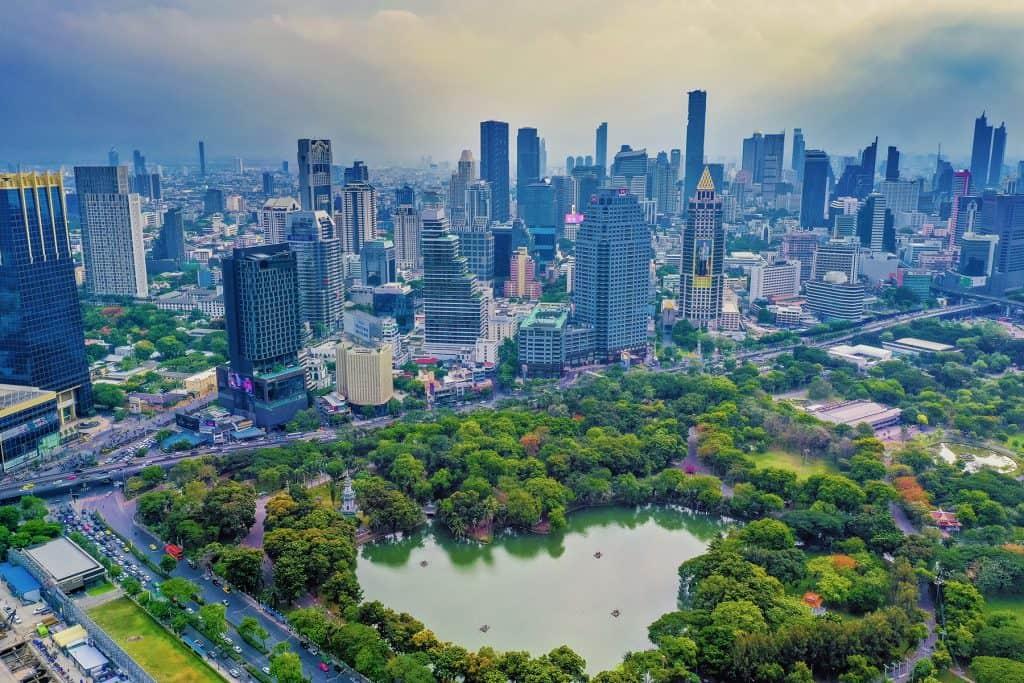 Lumpini Park - 10 plus grands parcs de bangkok