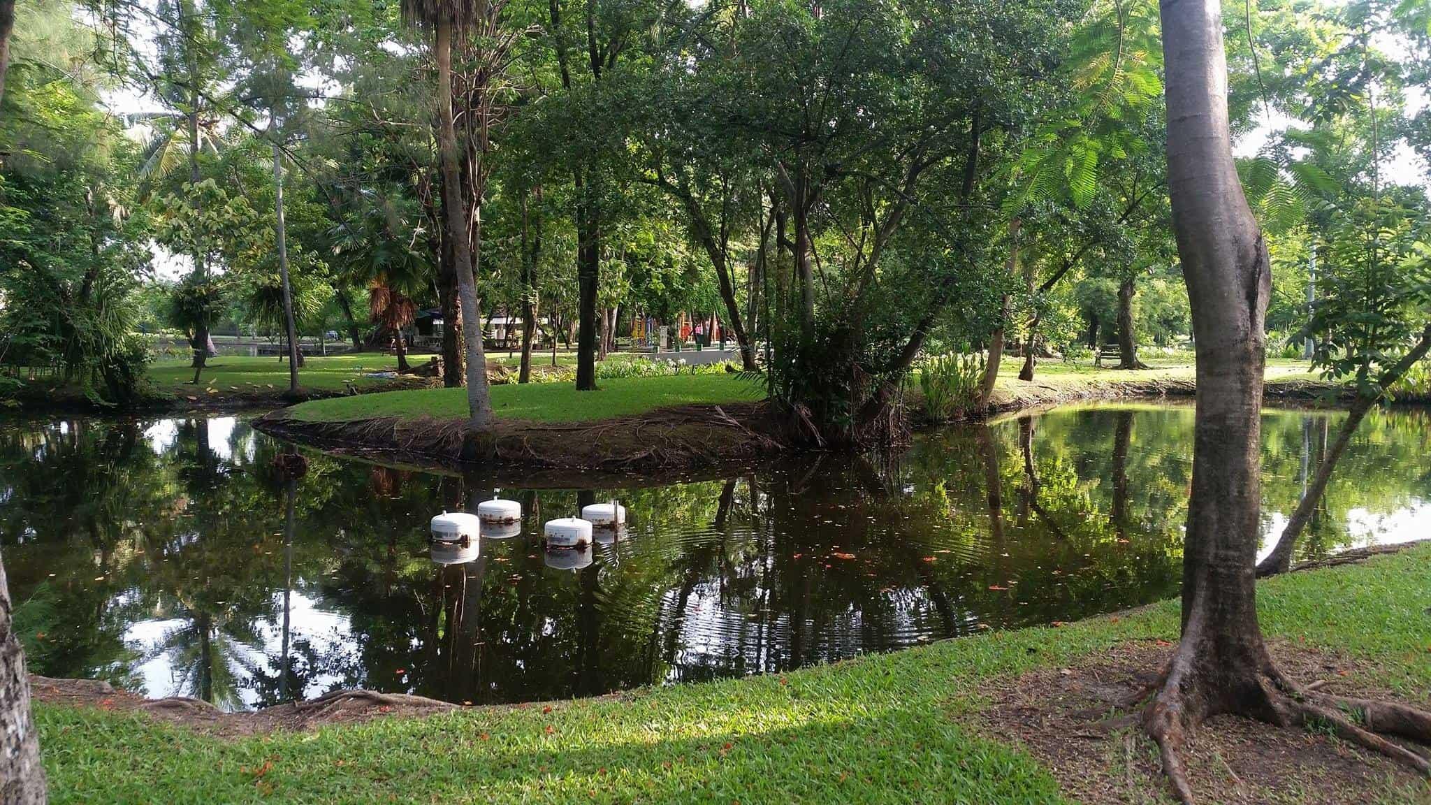 Thonburirom Park