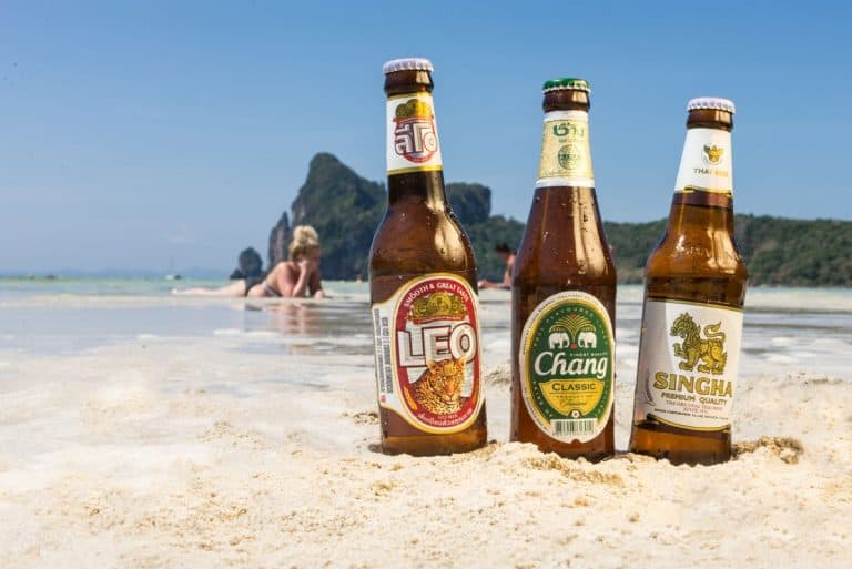 Quelle est la meilleure bière thaïlandaise - que faire en thailande