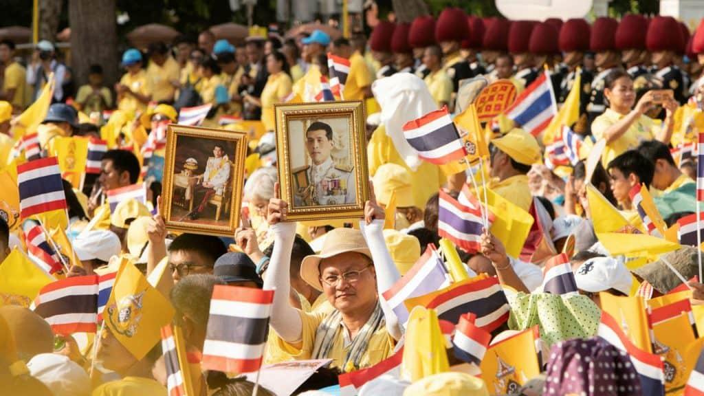 Manquer de respect à la famille royale - 8 choses à ne PAS faire en Thaïlande pour éviter de finir en prison - que faire en thailande