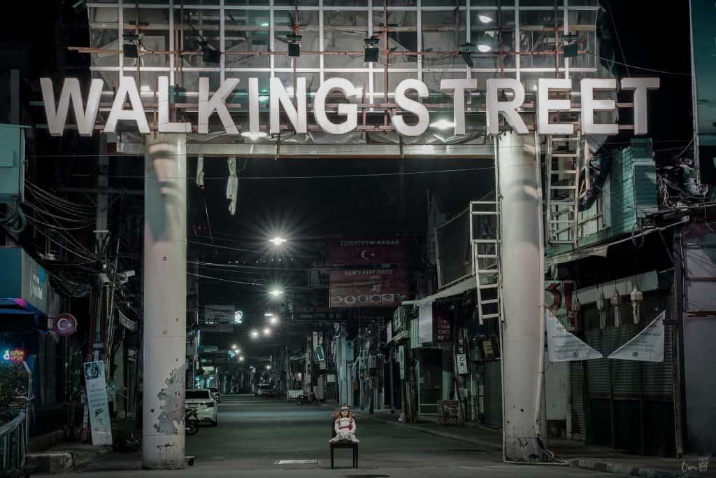 Une ville pâle - a quand la réouverture de pattaya - que faire en thailande