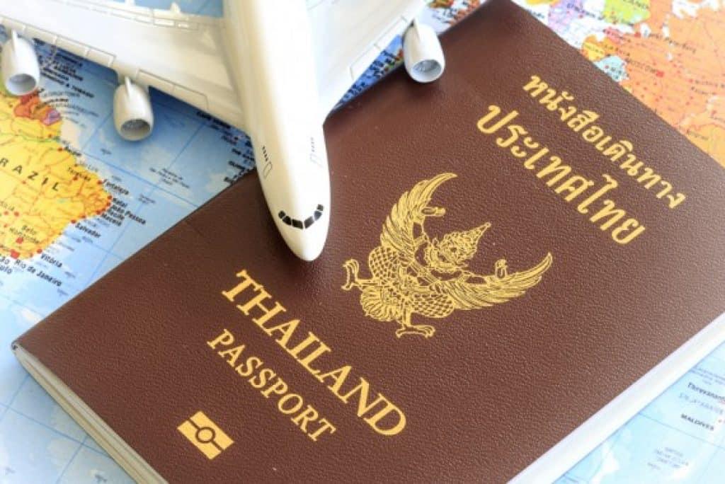 Comment faire sa demande de COE pour la Thaïlande (Certificate Of Entry) ?