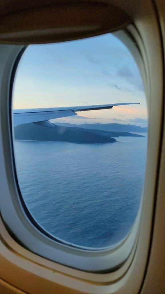 Comment s'est déroulé mon vol vers Phuket - mon retour d'expérience sur la phuket sandbox (avis phuket sandbox) - que faire en thailande
