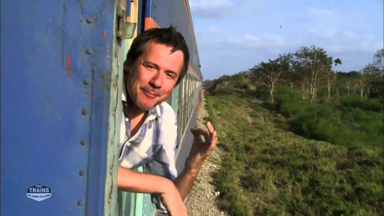 [🎬Vidéo] Des trains pas comme les autres Thaïlande
