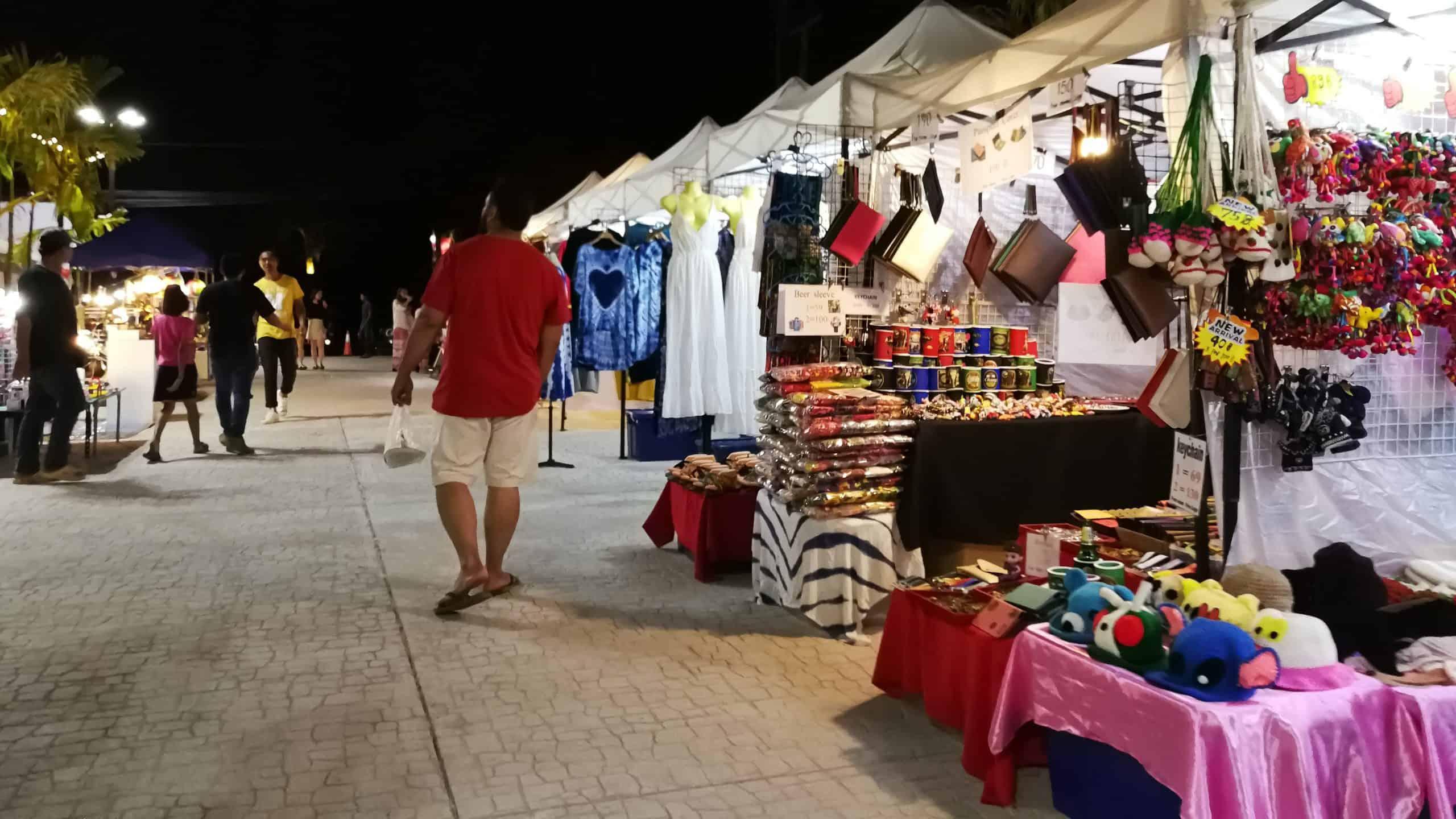 Droit de douane en Thaïlande tout ce qu'il faut savoir marché krabi